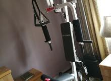 هوم جيم home gym... جهاز رياضي متكامل لجميع العضلات