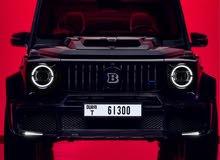 لوحة مميز دبي للبیع Dubai Number plat e for sale G 63 C 63