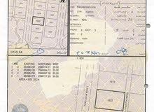 ارض في العامرات المحج بالقرب من جامع المجيب- المالك