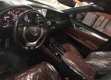Silver Lexus GS 2013 for sale