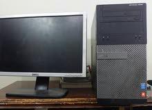Used Dell Desktop compter for Sale