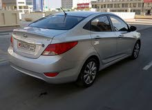 hyundai accent 1.6 model 2016 mid option