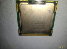 معالج core i3 + ناسخ DVD بالكرتونه