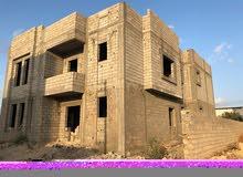 فيلاللبيع في حي السندباد خلف القصر  فيلا عظم خلف قصر سندباد مساحة ال