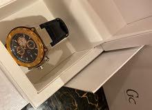 ساعة جي سي swiss made أصلية