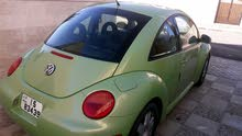 فوكس بيتل 2002 لون أخضر مميز للبيع