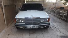Used condition Mercedes Benz E 200 1982 with 10,000 - 19,999 km mileage