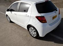 White Toyota Yaris 2017 for sale
