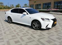10,000 - 19,999 km Lexus GS 350 2018 for sale
