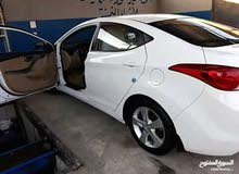 Automatic White Hyundai 2013 for sale