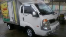 ثلاجه كيا بونجو موديل 2011 فحص كامل بحاله جيده للبيع
