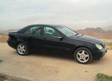 Mercedes Ben c200 2001