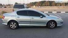 Peugeot 407 2005 For sale - Blue color
