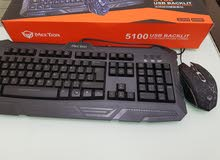 Meetion Gaming keyboard and Mouse
