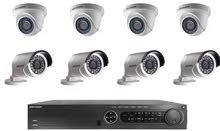 عروض مؤسسة العماري لتركيب كاميرات مراقبة