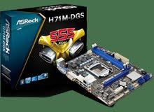 مطلوب H71M-DGS او H61M