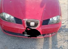 SEAT Ibiza 2006 For sale - Red color
