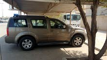 Gasoline Fuel/Power   Nissan Pathfinder 2007