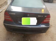 Automatic Mercedes Benz 2002 for sale - Used - Buraidah city