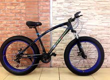 26 inch fat bicycle