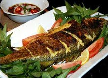 مطلوب طباخ سمك محترف