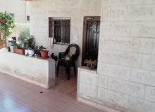 شقة أرضية مع ساحة 200م شرق إشارة بردى