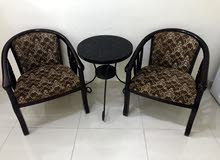 Used Tables - Chairs - End Tables available for sale in Hawally
