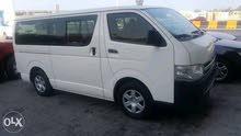Toyota hiace 2012