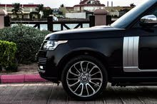 Renting Land Rover cars, Range Rover 2015 for rent in Jeddah city