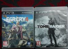 ps3 2 games excellent condition both 15 KD