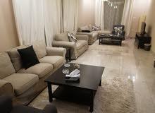 شقة مفروشه للايجارالشهري او السنوي في دير غبار- 180 م - فخمة جدا