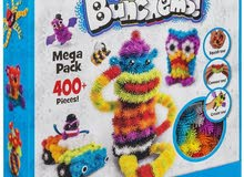 Bunchems, Mega Pack Balls Game
