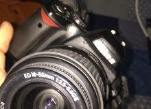 Nikon 40 d x السعر قابل للتفاوض
