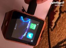 ساعة ذكية . smartwatch