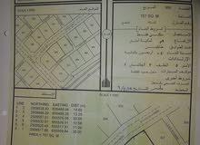 ارض سكنيه للبيع مساحه كبيره 757 متر في المعترض