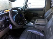 Automatic Gold Hummer 2003 for sale