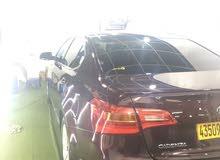 Gasoline Fuel/Power   Kia Cadenza 2011