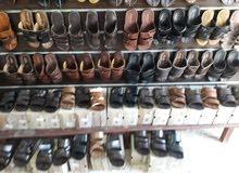 احذية رجالى نسائي اطفال السعر من 10الى45