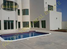 Modern 4 Bedroom semi furnished villa for rent - inclusive