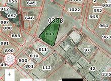بيت مساحة 200 مع قطعة ارض مساحة 811 م