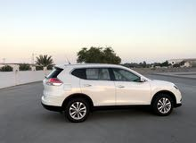 White Nissan X-Trail 2015 for sale