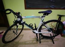 دراجة Java عليها جروب ست shimano 105 11 speed