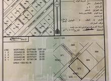 ارض للبيع سكني في حيل فرق