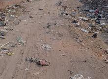 ارض تانى نمرة من شارع عثمان الرئيسي خطوات من المريوطية