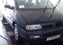 Fiat Ulysse 2001 For sale - Blue color