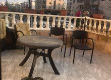 شقة طابق أرضي للبيع عمان - طبربور  قرب القيادة