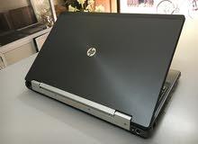 لابتوب اتش بي مستعمل    HP CORE I7/256 SSD/8GB RAM/2 GB NVIDIA GRAPHICS