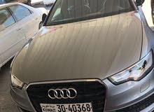 condition Audi A6 2014 with  km mileage