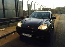 Black Porsche Cayenne Turbo 2005 for sale