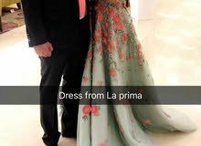 فستان خطبه  للايجار